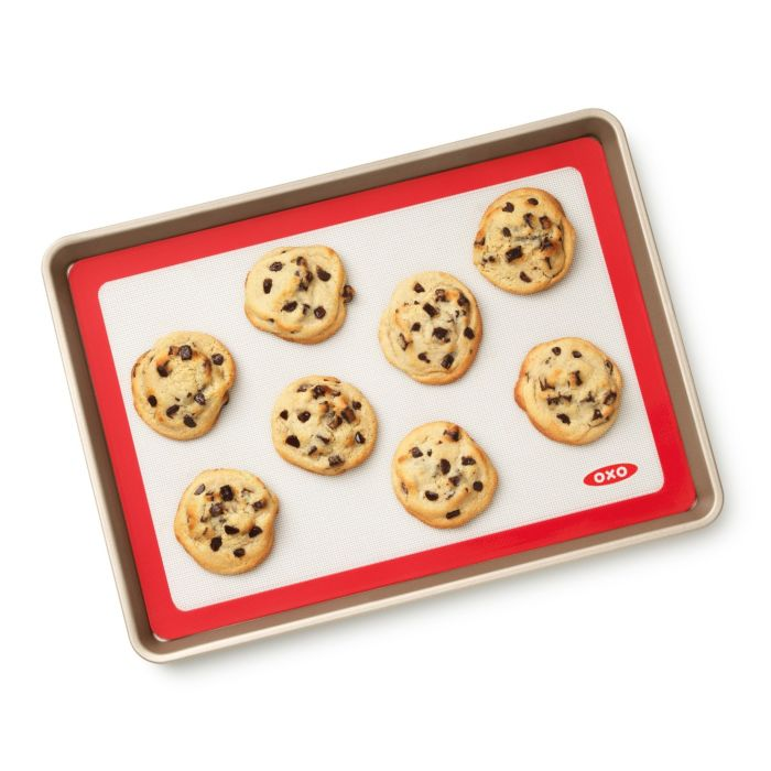 Silicone Baking Mat and Half Sheet Pan Set 6455