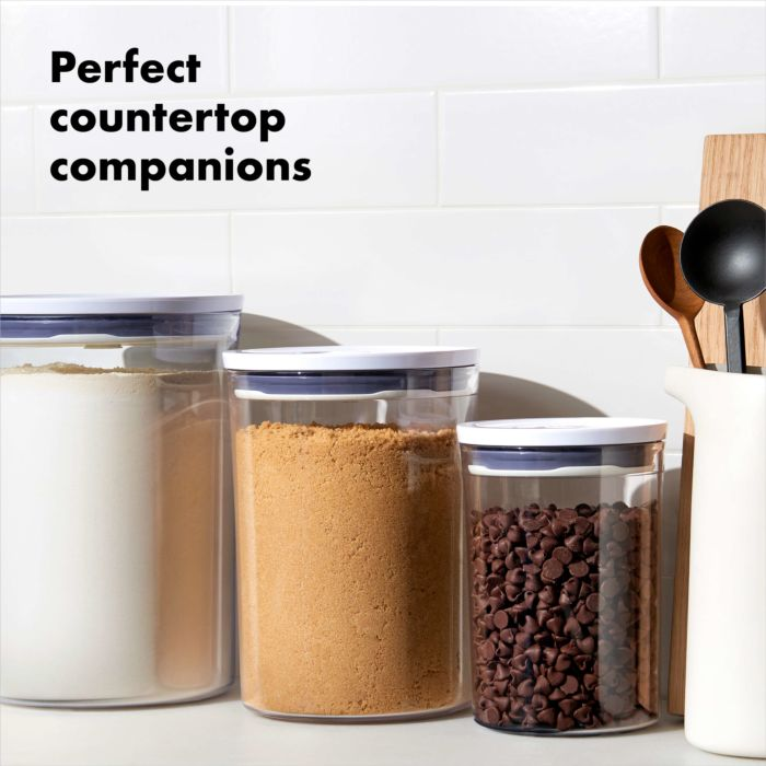 POP Round Canister - Tall (5.2 Qt) 177187