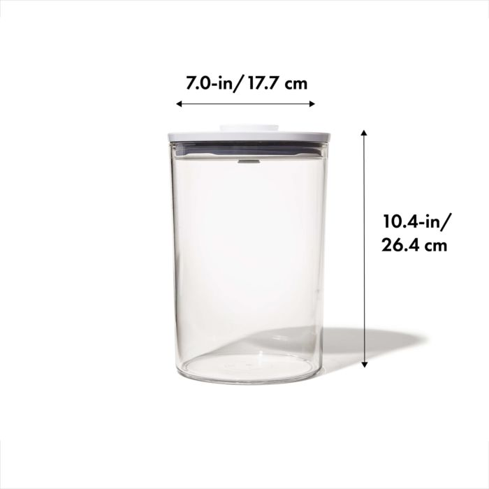 POP Round Canister - Tall (5.2 Qt) 177191