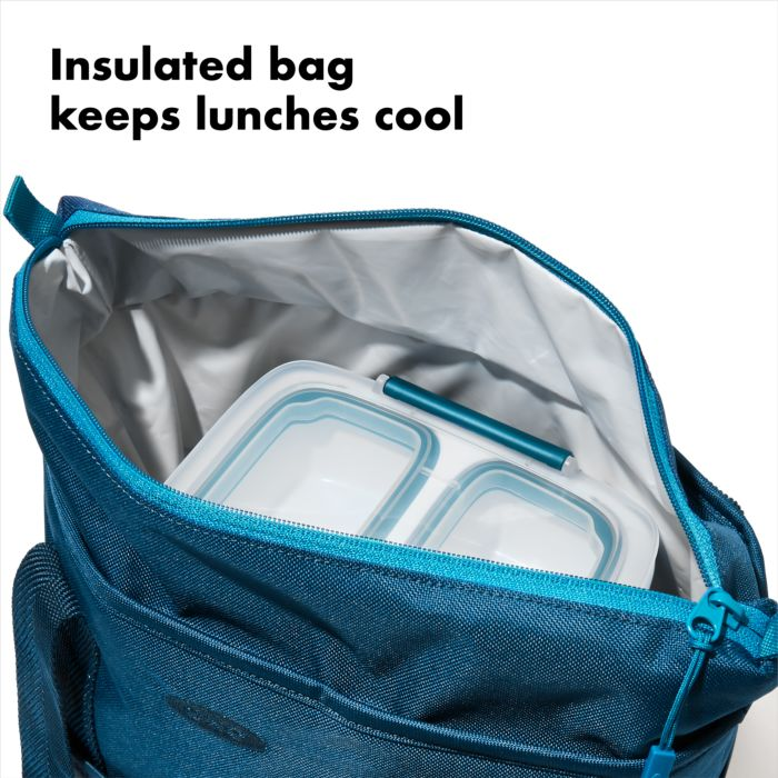 Prep & Go Insulated Lunch Tote  178201