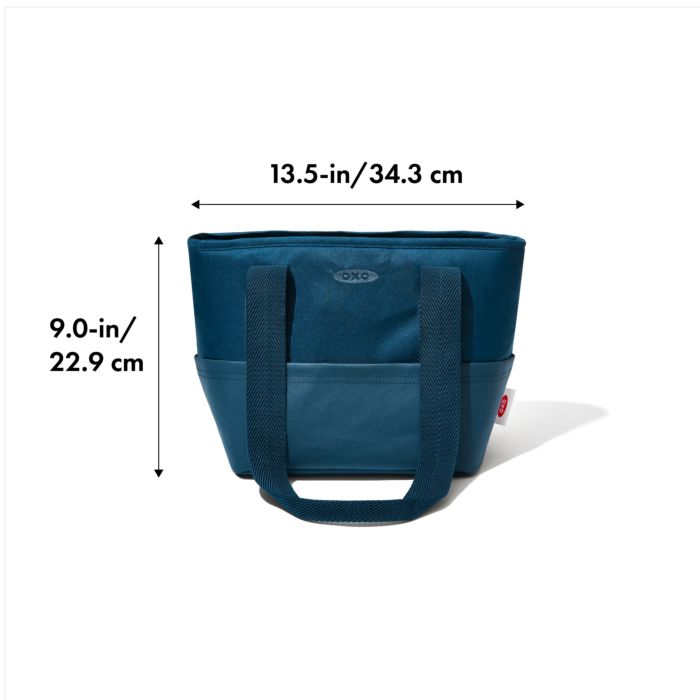 Prep & Go Insulated Lunch Tote  178199