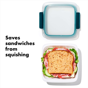 Prep & Go Sandwich Container 178074