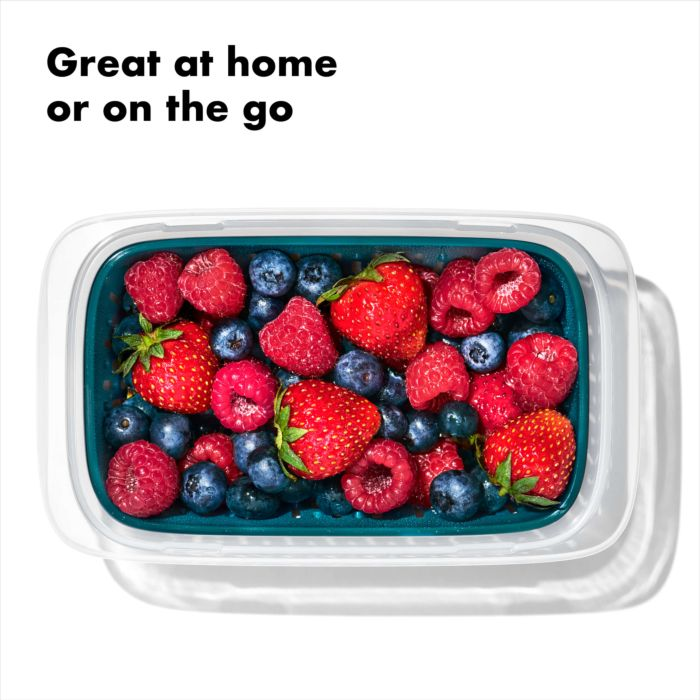 Prep & Go Container with Colander 178050