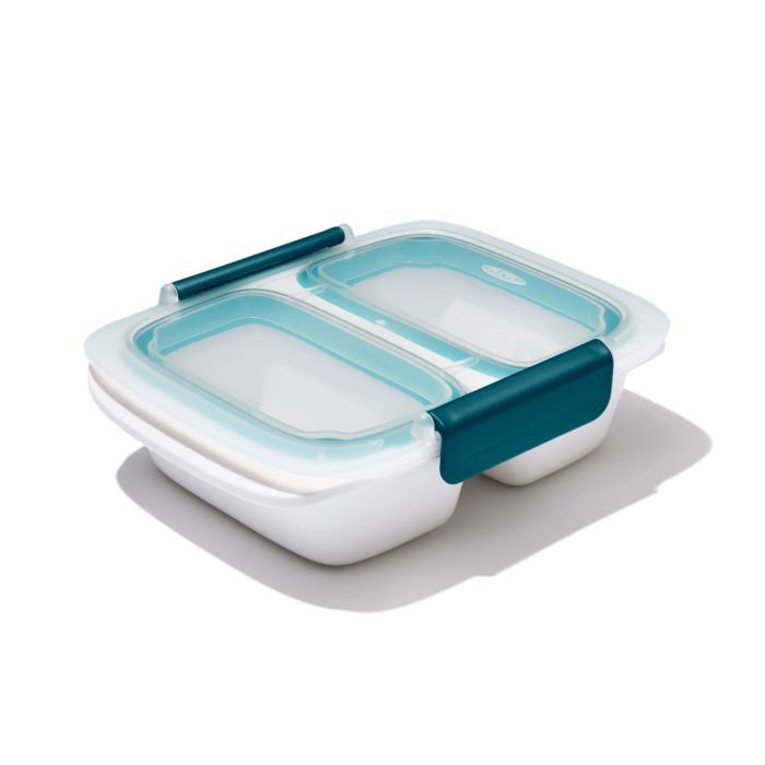 Prep & Go 2-Cup Divided Container 178055