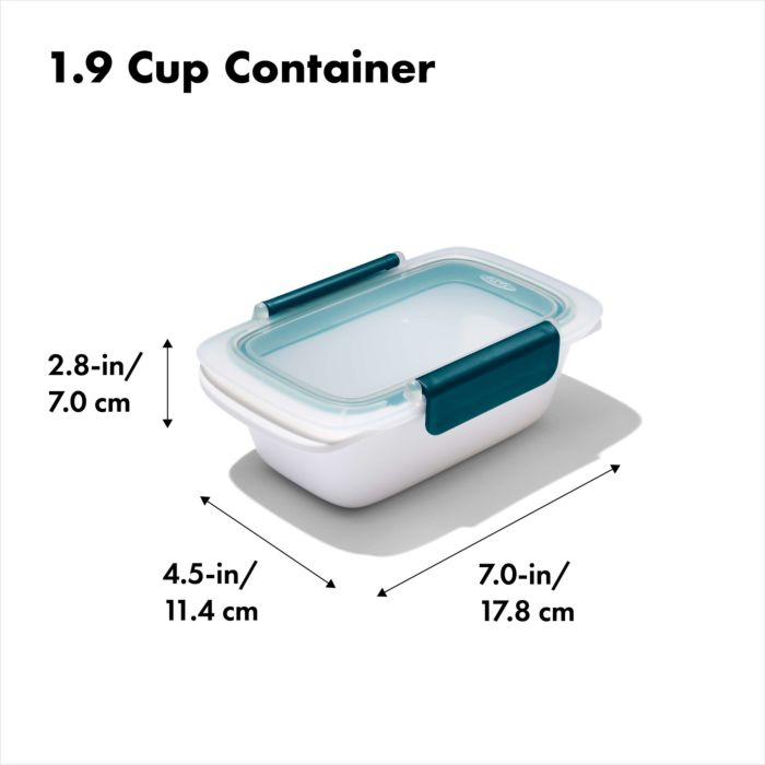 Prep & Go 1.9-Cup Container 178048