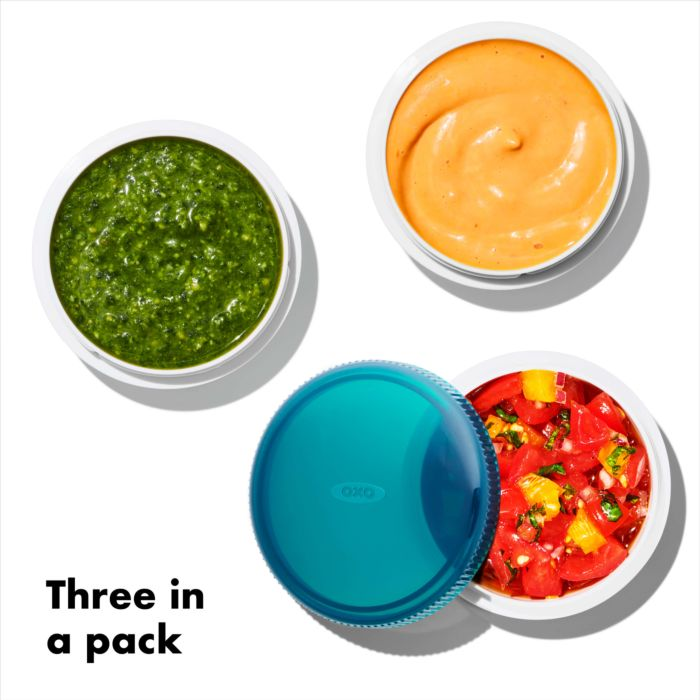 Prep & Go Condiment Keepers 178111