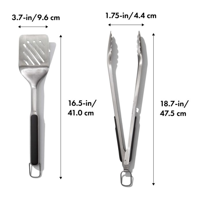 Grilling Tongs and Turner Set 177562