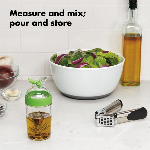 Little Salad Dressing Shaker - Green 178001