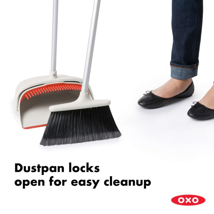 Large Sweep Set with Extendable Broom 177827