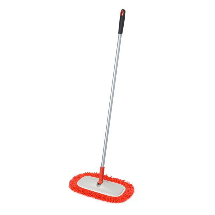 OXO Good Grips Microfiber Floor Duster with Fringe 7656