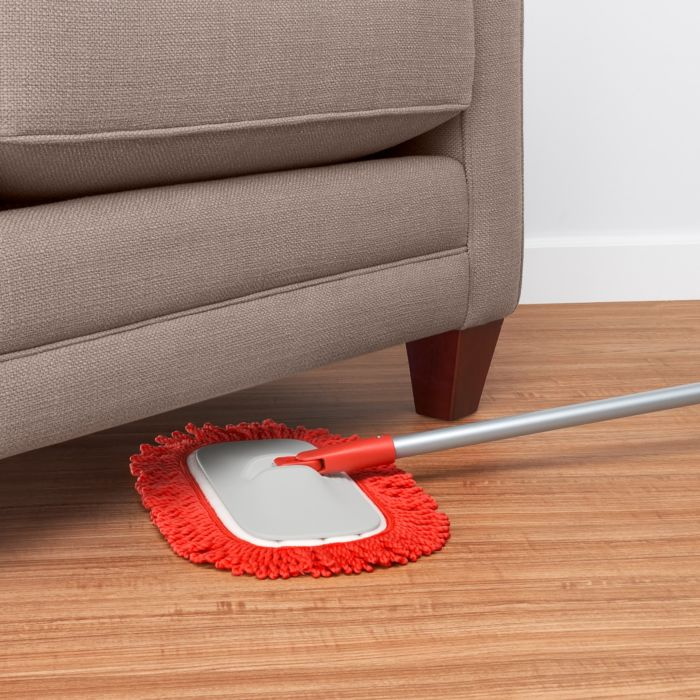 OXO Good Grips Microfiber Floor Duster with Fringe 7660