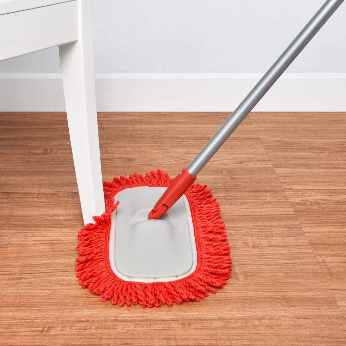 OXO Good Grips Microfiber Floor Duster with Fringe 7662