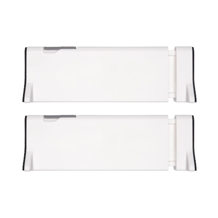 OXO Good Grips Expandable Dresser Drawer Divider (2 Pack) 5005