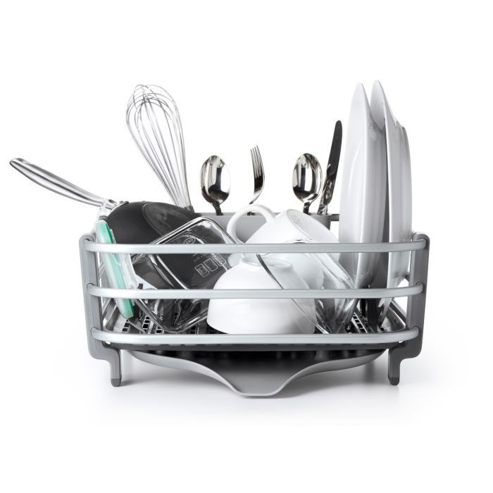 OXO Good Grips Aluminum Dish Rack 175555