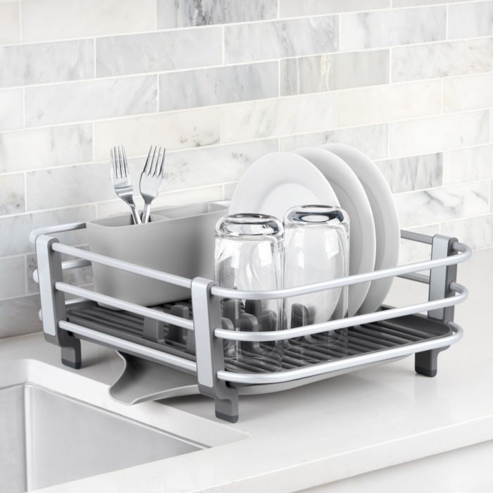 OXO Good Grips Aluminum Dish Rack 175558