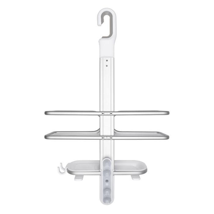 Compact Aluminum Shower Caddy 6690