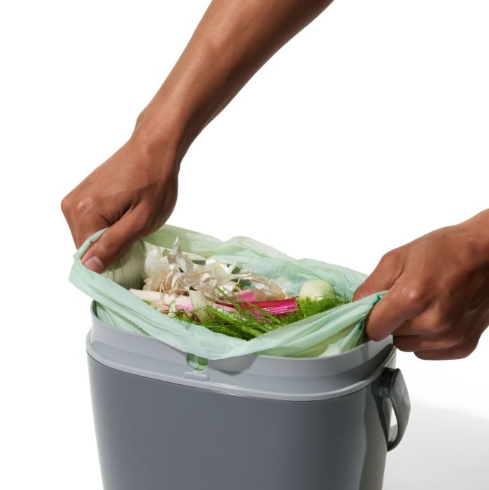 Easy-Clean Compost Bin - 1.75 Gal 124849