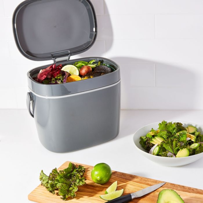 Easy-Clean Compost Bin - 1.75 Gal 124850