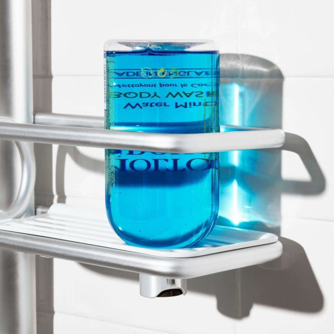 Aluminum Hose Keeper Shower Caddy 176390