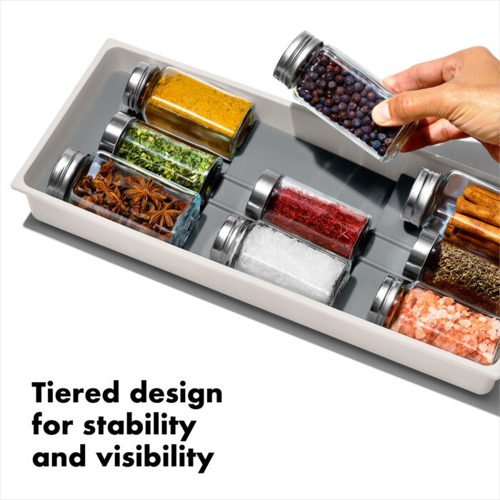 OXO GG COMPACT SPICE DRAWER ORGANIZER 178499