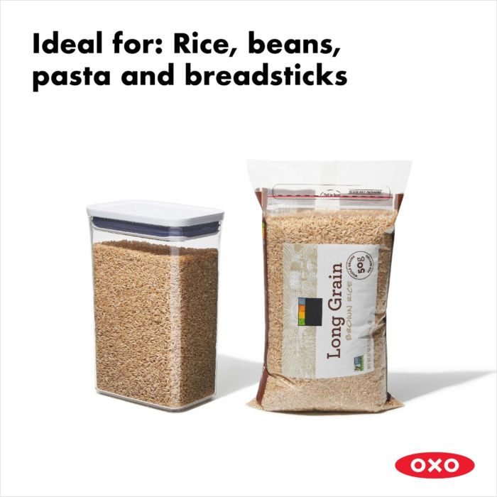 OXO POP Container, Rectangle Medium 2.7 qt. 175462