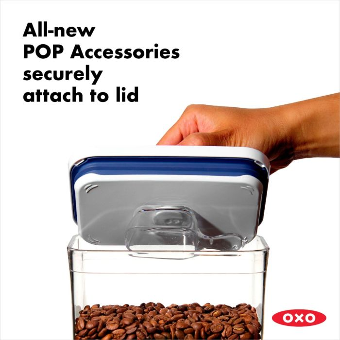 OXO POP Container, Big Square Tall 6.0qt 175381
