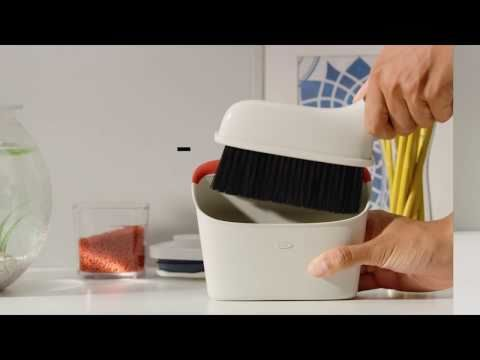Compact Dustpan & Brush Set 8665
