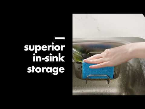 StrongHold™ Suction Sink Caddy 8684