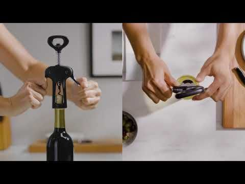 OXO Good Grips Winged Corkscrew with Bottle Opener  178172