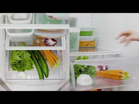 OXO GreenSaver Crisper Insert - 2 Pc 5505