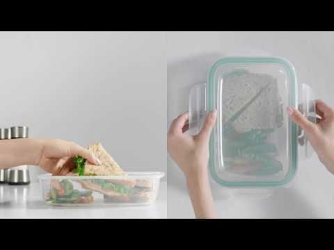 OXO Good Grips Smart Seal 20-Piece Plastic Container Set 8919