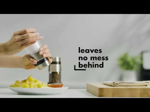 Accent Mess-Free Salt Grinder 6449