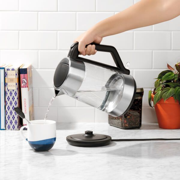 Cordless Glass Electric Kettle 176400