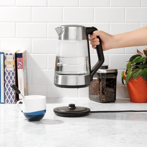 Cordless Glass Electric Kettle 176401