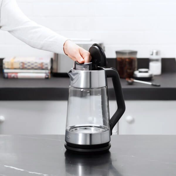 Cordless Glass Electric Kettle 176404