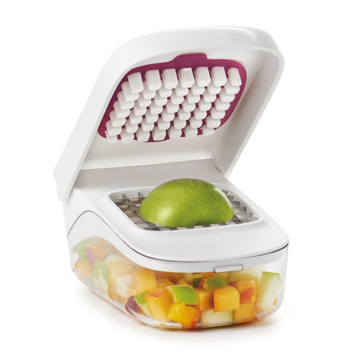 OXO Good Grips Vegetable Chopper with Easy-Pour Opening 3458