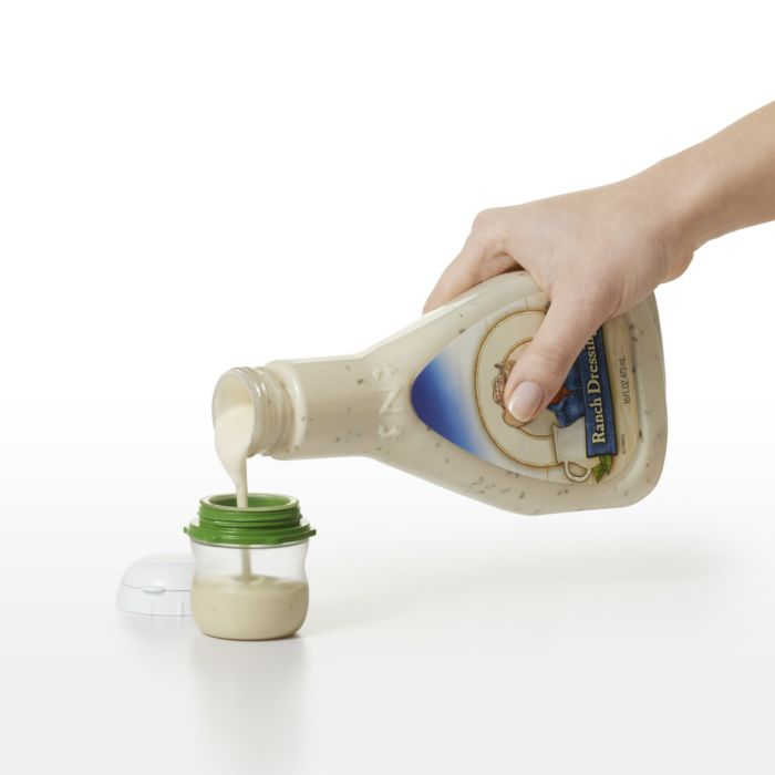 On-The-Go Silicone Squeeze Bottle 2106