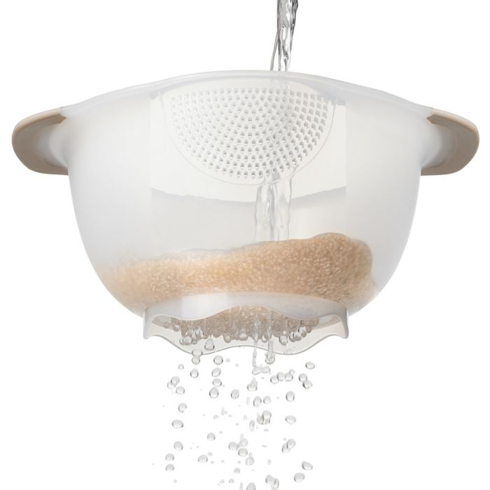Rice & Grains Washing Colander 3434