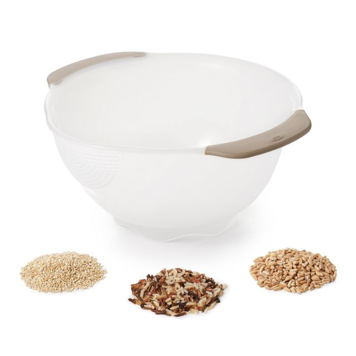 Rice & Grains Washing Colander 3438