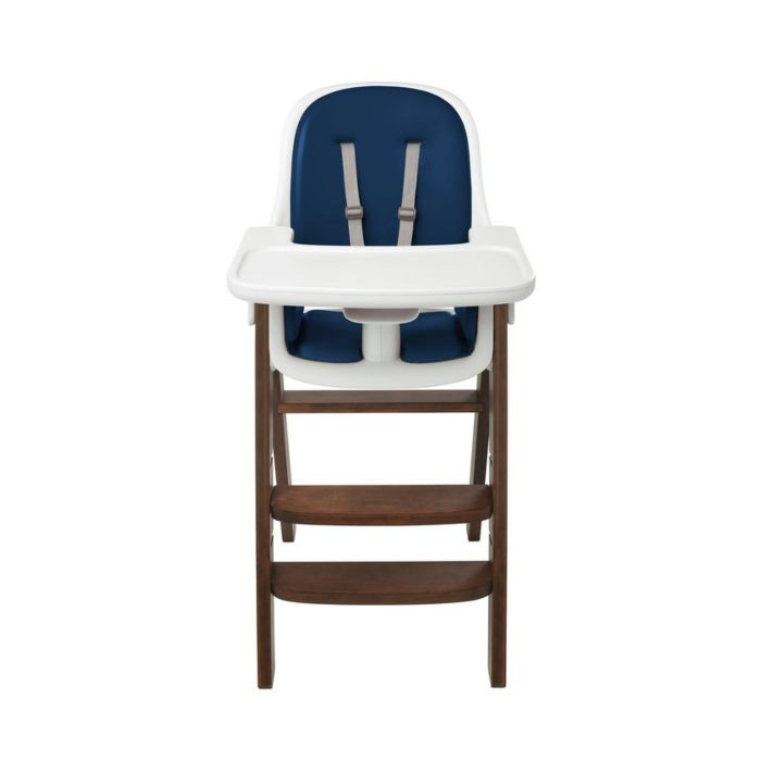 OXO Tot Sprout™ Chair - Navy/Walnut 3511