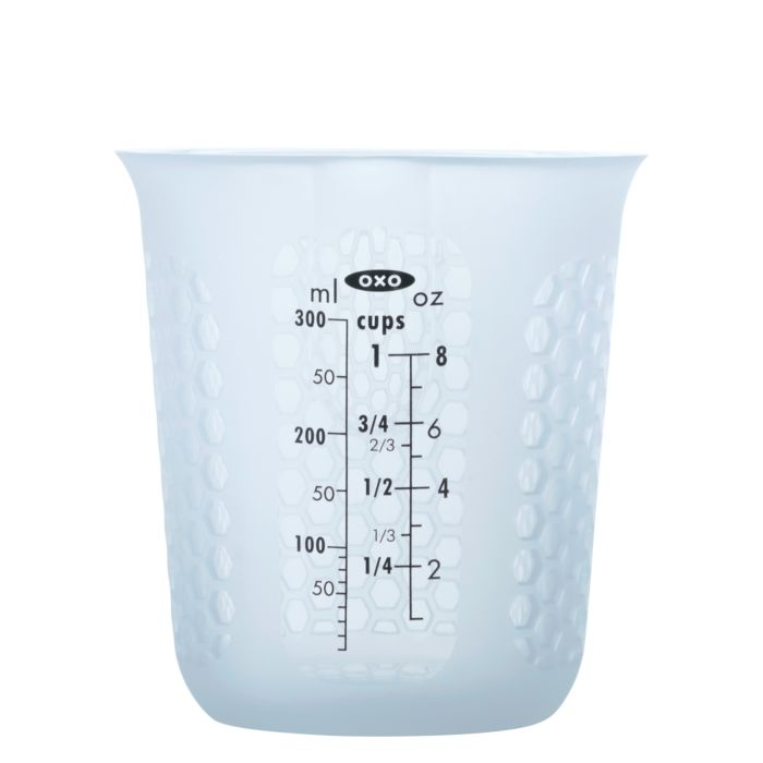 1 Cup Squeeze & Pour Silicone Measuring Cup 491