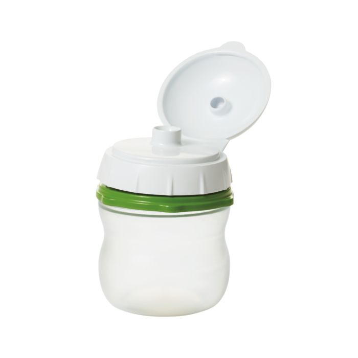 On-The-Go Silicone Squeeze Bottle 2109