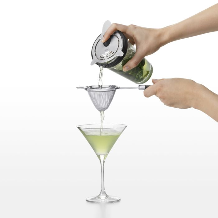 SteeL Fine Mesh Cocktail Strainer 1389