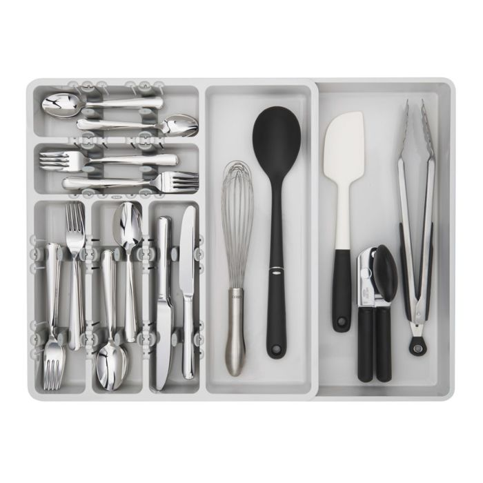 Large Expandable Utensil Organizer 175852