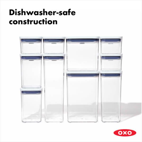 OXO POP Container, Rectangle Tall 3.7 qt. 175459