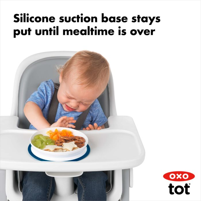 Stick & Stay Suction Plate 177318