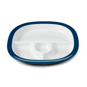 OXO Tot Melamine Divided Plate 4816