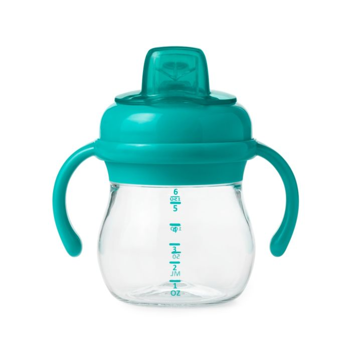Transitions Soft Spout Sippy Cup with Removable Handles 7352