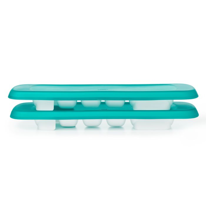 OXO Tot Baby Food Freezer Tray with Silicone Lid- 2 Pack 4742