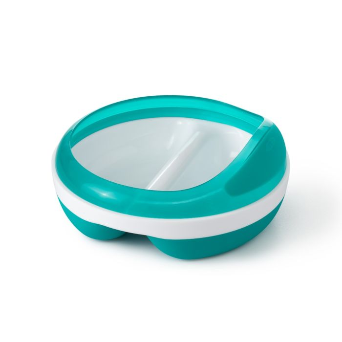 Divided Feeding Dish with Removable Ring 7345
